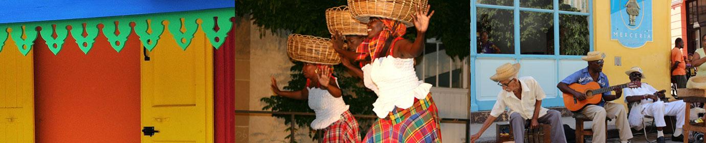 histoire et culture des caraibes et des antilles